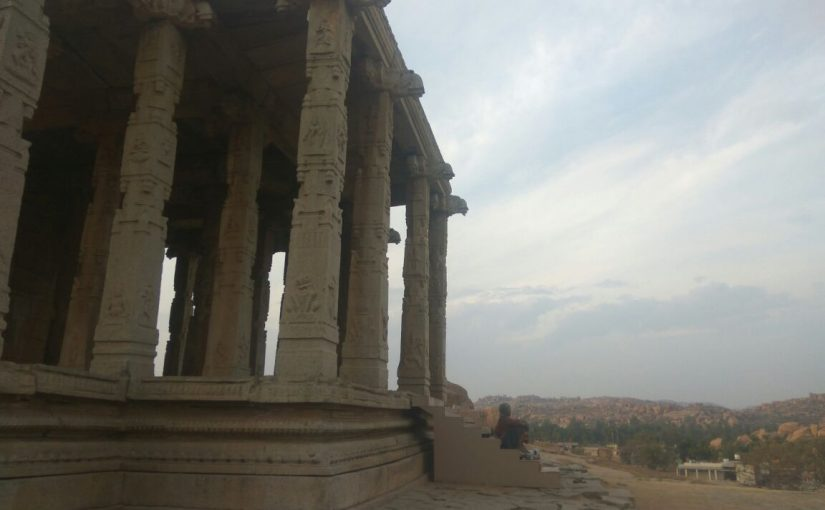 The Handmade Splendour of Hampi
