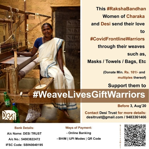 Weave Lives Gift Warriors
